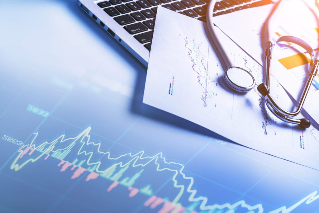 Medical device investment concept